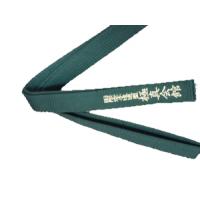 Пояс киокушинкай зеленый