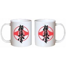 Чашка киокушинкай 2