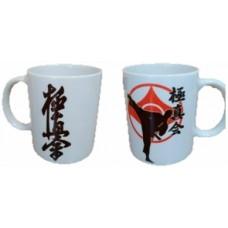 Чашка киокушинкай 3