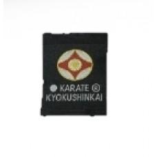 Нашивка киокушинкай класическая