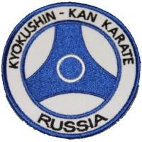 Нашивка Kyokushinkan